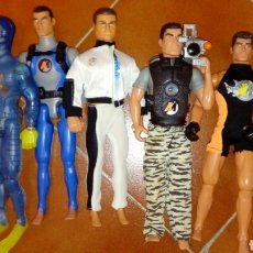 Action man: LOTE 7 ACTION MAN ACTIONMAN ACTIONMAN ACTIONMANS. Lote 123353204