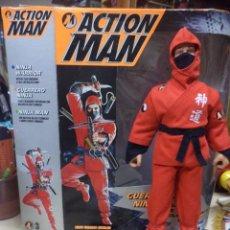 Action man: ACTION MAN GUERRERO NINJA. HASBRO 1992.. Lote 126126679