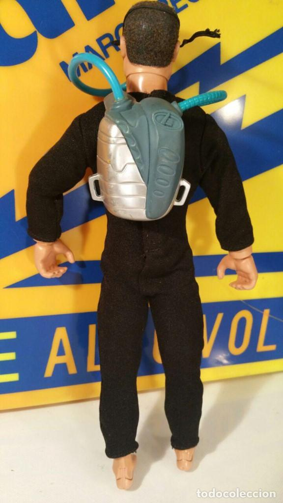 Action man: MUÑECO ACTION MAN. HASBRO INTERNATIONAL INC PAWTUCKET BUZO 1994. C-023B - Foto 2 - 127657307