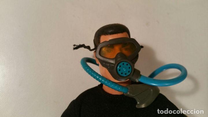Action man: MUÑECO ACTION MAN. HASBRO INTERNATIONAL INC PAWTUCKET BUZO 1994. C-023B - Foto 3 - 127657307