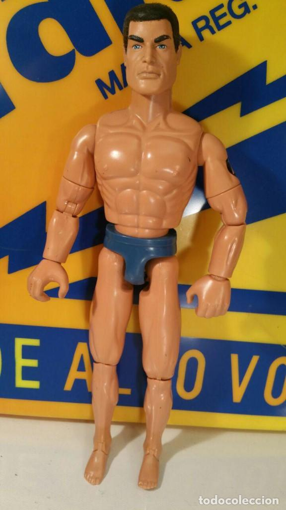 Action man: MUÑECO ACTION MAN. HASBRO INTERNATIONAL INC PAWTUCKET BUZO 1994. C-023B - Foto 7 - 127657307