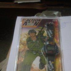 Action man: ACTION MAN. RELOJ. MISIÓN.WATCH. A ESTRENAR EN BLISTER.. Lote 129566684