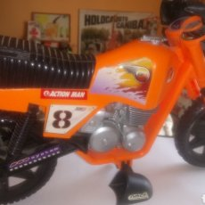 Action man: ACTION MAN. MOTO DEPORTIVA.. Lote 132271258