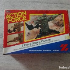 Action man: ACTION FORCE, Z FORCE ATTACK CANNON. ACTION MAN. Lote 136213645