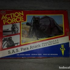 Action man: ACTION FORCE, S.A.S. PARA ATTACK. ACTION MAN. Lote 133478486