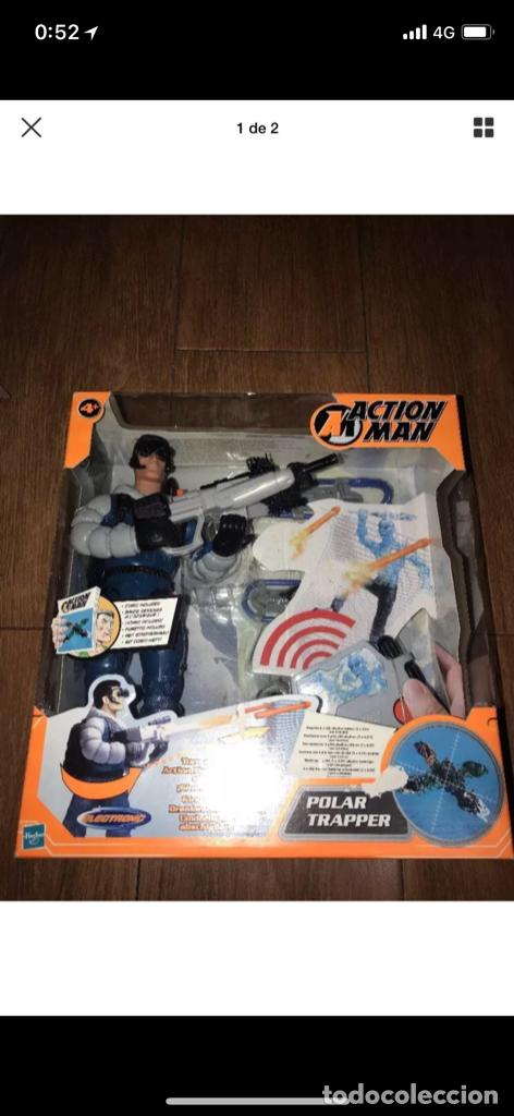 ACTION MAN 1 (Juguetes - Figuras de Acción - Action Man)