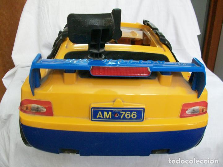 Action man: COCHE DE ACTION MAN-AÑO 2001 - Foto 4 - 248656190