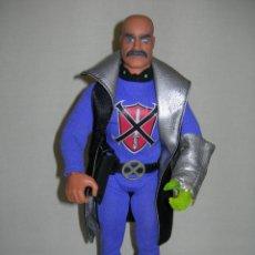 Action man: FIGURA / MUÑECO ARTICULADO DOCTOR X CON COLETA - VILLANO DE ACTION MAN - DEL AÑO 1992 HASBRO - DR. X. Lote 134067946