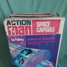 Action man: ACTION MAN CÁPSULA ESPACIAL CON CAJA. Lote 135000829