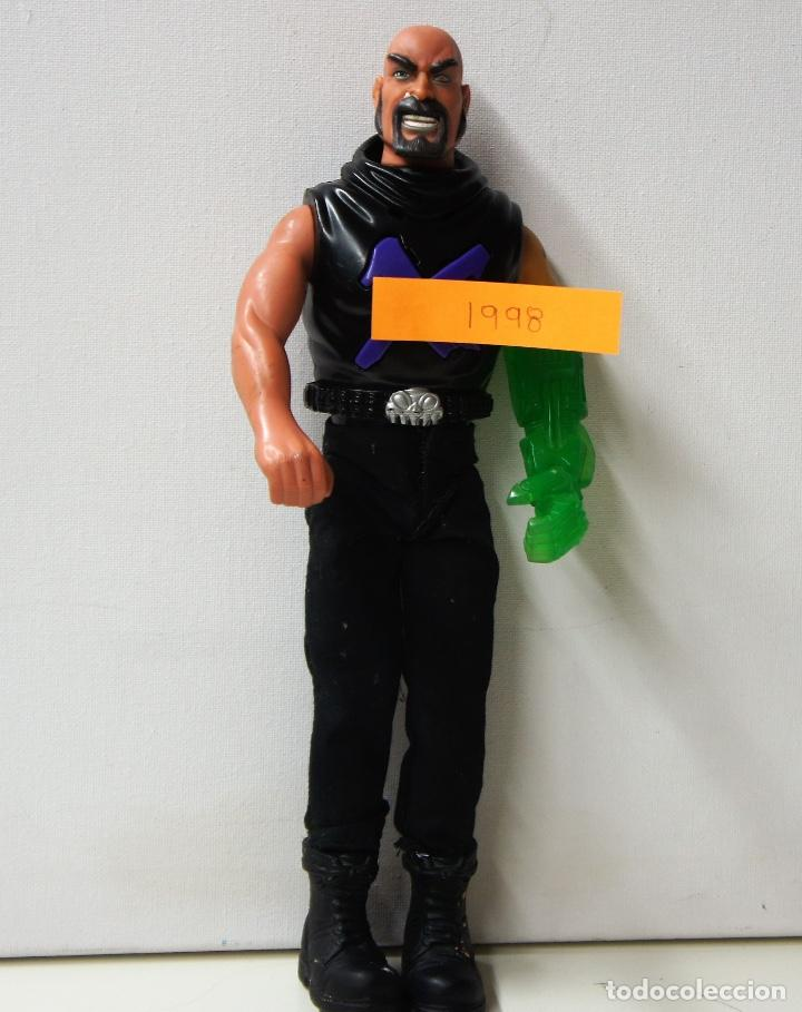 ACTION MAN DR X HASBRO 1998 (Juguetes - Figuras de Acción - Action Man)