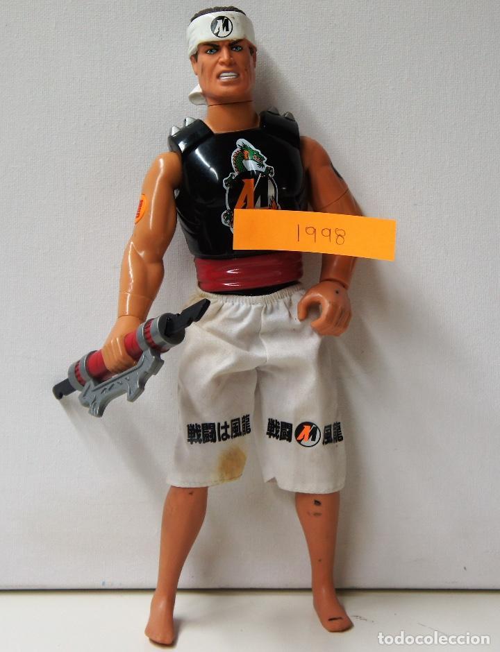 ACTION MAN NINJA HASBRO 1998 (Juguetes - Figuras de Acción - Action Man)