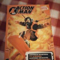 Action man: CAJA SORPRESA ACTION MAN HASBRO 2002,MADE IN SPAIN .PRECINTADA.. Lote 135037902
