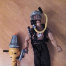Action man: ACTION MAN HASBRO TURBO IMPACT 1999 BUEN ESTADO. Lote 135710695