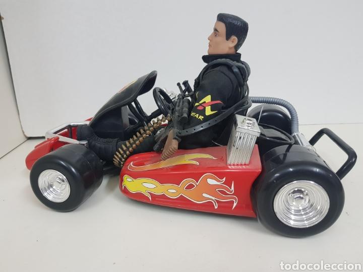 Action man: Kar 99 tipo ACTION MAN con dirección y personaje medidas 42 x 23 cm - Foto 4 - 136829302