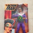 Action man: FIGURA ACTION MAN - DR. X - DOCTOR X - LASER EYES - KENNER 1995. Lote 138939198