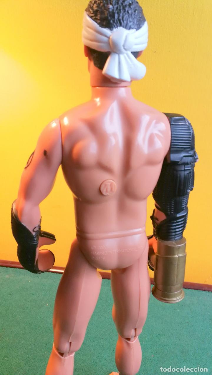 Action man: ACTION MAN HASBRO - AM 2000 - KARATEKA - NO MADELMAN - Foto 3 - 140662850