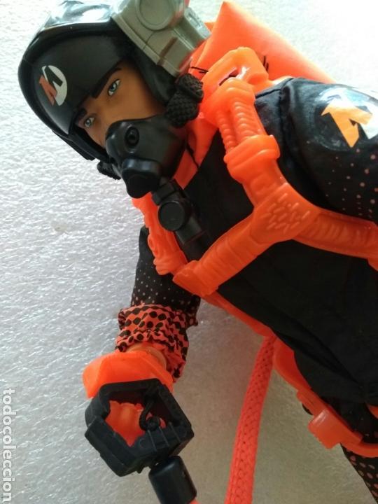 Action man: Action Man Air Surfer (paracaidista). Nuevo pero sin caja - Foto 2 - 141663074