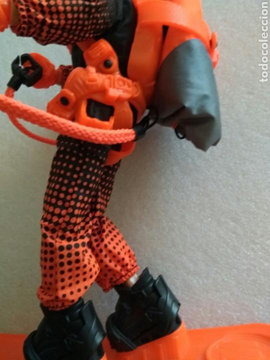Action man: Action Man Air Surfer (paracaidista). Nuevo pero sin caja - Foto 3 - 141663074
