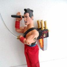 Action man: ACTION MAN - SAMURAI MISSION - HASBRO 2002. Lote 143196270