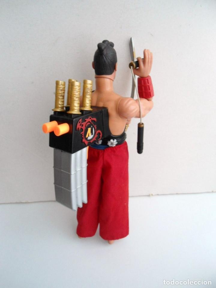 Action man: ACTION MAN - SAMURAI MISSION - HASBRO 2002 - Foto 2 - 143196270