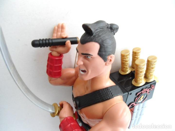 Action man: ACTION MAN - SAMURAI MISSION - HASBRO 2002 - Foto 6 - 143196270