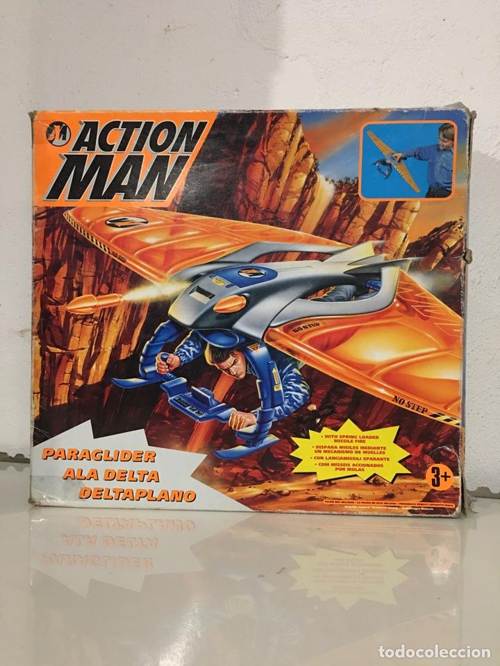 ACTION MAN - ALA DELTA - NUEVA SIN ESTRENAR (Juguetes - Figuras de Acción - Action Man)