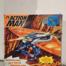 Action man: ACTION MAN - ALA DELTA - NUEVA SIN ESTRENAR. Lote 173426948