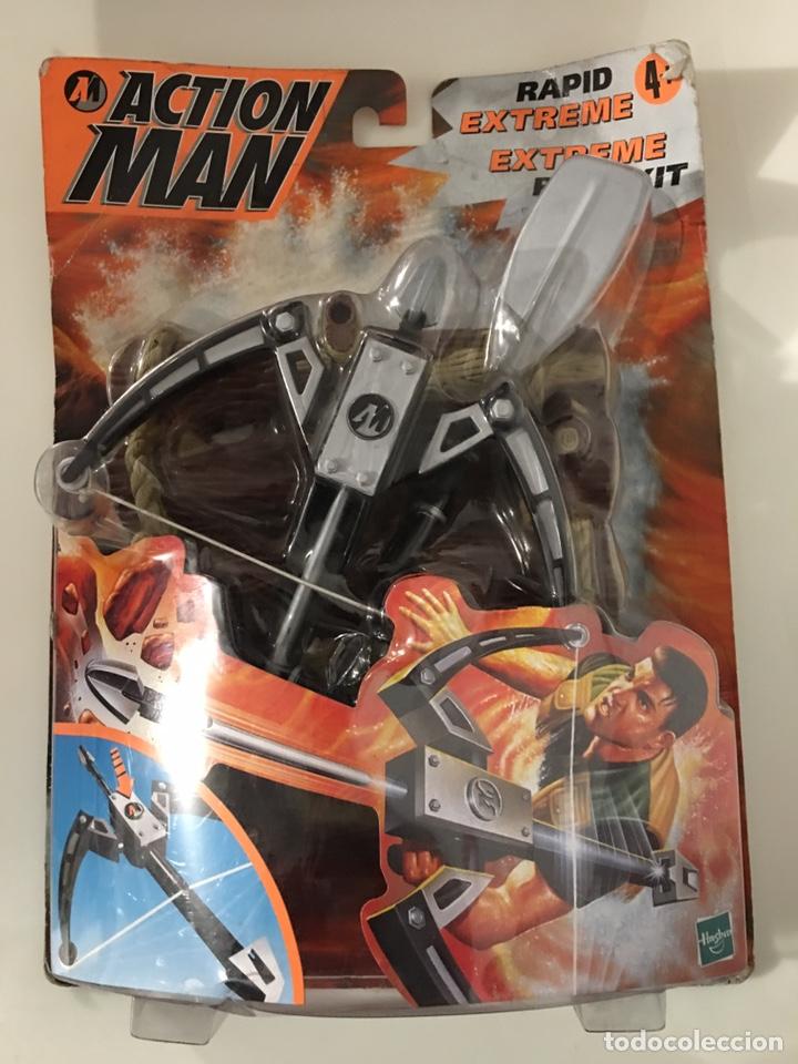 Action man: LOTE DE 4 KIT - ACTION MAN- CAMARA SECRETA - RAPID EXTREME - JUNGLE BRIDGE - SPECIAL FORCE - Foto 5 - 144772116
