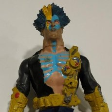 Action man: FIGURA DE ACCION ACTION MAN VILLANO HASBRO 2001. Lote 144806190