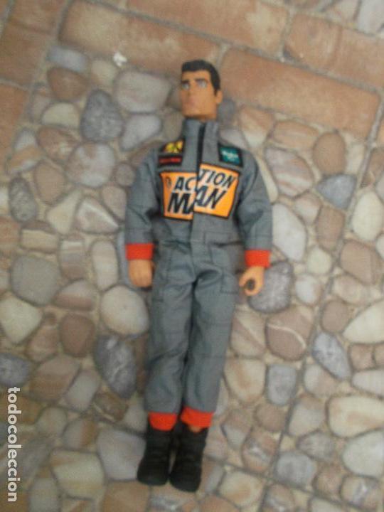 ACTION MAN HASBRO 1998 MUY BUEN ESTADO CASI NUEVO (Juguetes - Figuras de Acción - Action Man)