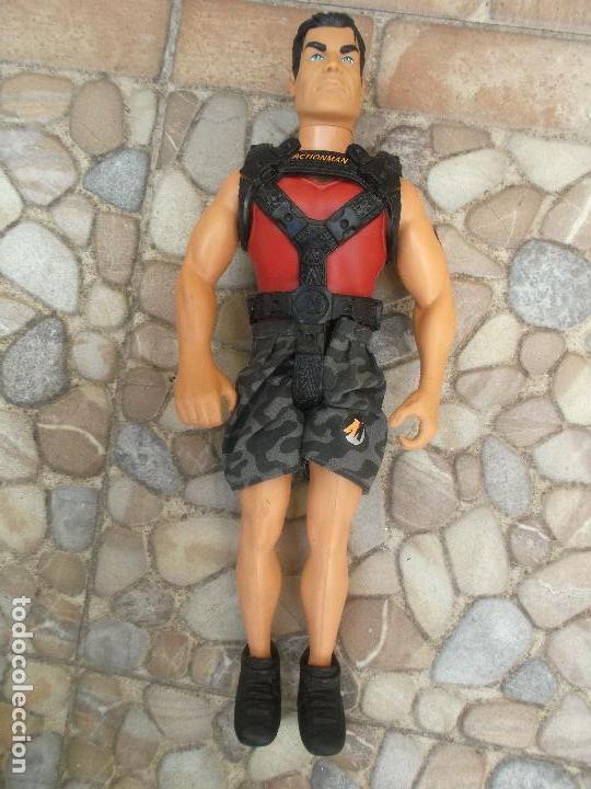 ACTION MAN HASBRO 1996 CASI NUEVO (Juguetes - Figuras de Acción - Action Man)