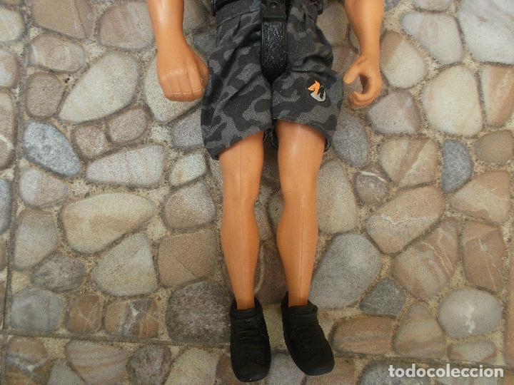 Action man: ACTION MAN HASBRO 1996 CASI NUEVO - Foto 2 - 145894138