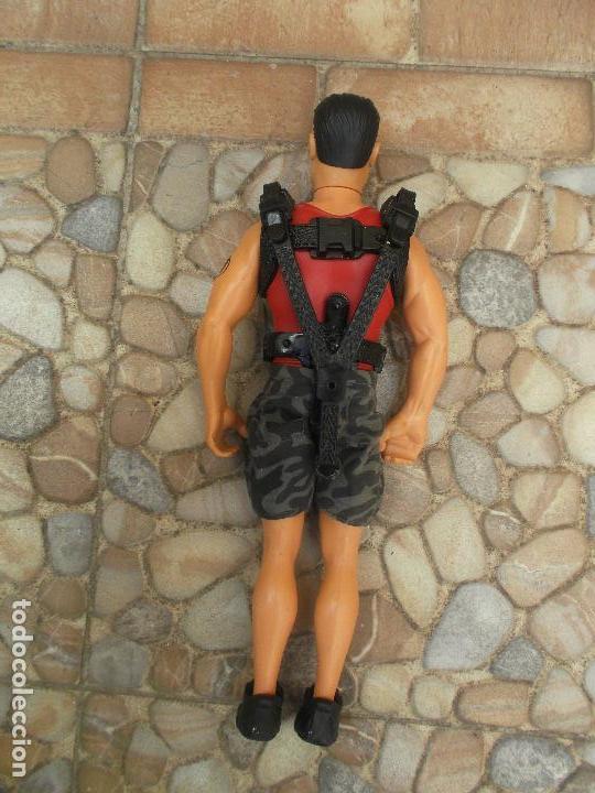 Action man: ACTION MAN HASBRO 1996 CASI NUEVO - Foto 6 - 145894138
