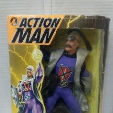 Action man: ACTION MAN DOCTOR X. NUEVO EN CAJA. ESCUDO LANZADOR. MANO ROBOTIZADA. HASBRO.1993. MUY DIFÍCIL. DR X. Lote 146678356