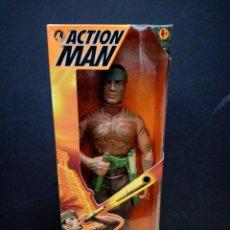 Action man: ACTION MAN JUNGLE DART CERBATANA, NUEVO NUNCA SACADO DE LA CAJA,HASBRO 1999. Lote 146998310