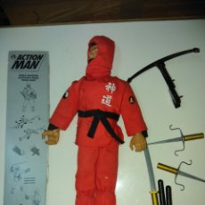 Action man: ACTION MAN NINJA WARRIOR. Lote 147100965