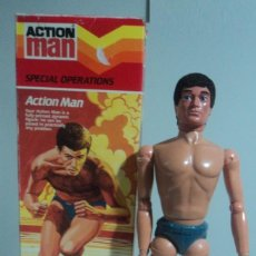 Action man: ACTION MAN VINTAGE CAJA. Lote 147758646