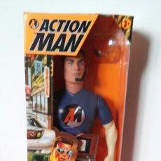 Action man: MUÑECO ACTION MAN PILOTO DE ACERO 1998.NUEVO EN CAJA SIN ABRIR.. Lote 195130658