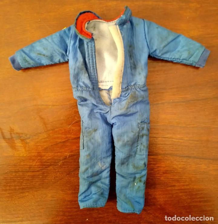 Action man: Lote de 3 Action Man + traje buzo submarinista + traje mecánico o astronauta + zapatos 1992-1996 - Foto 3 - 178679591