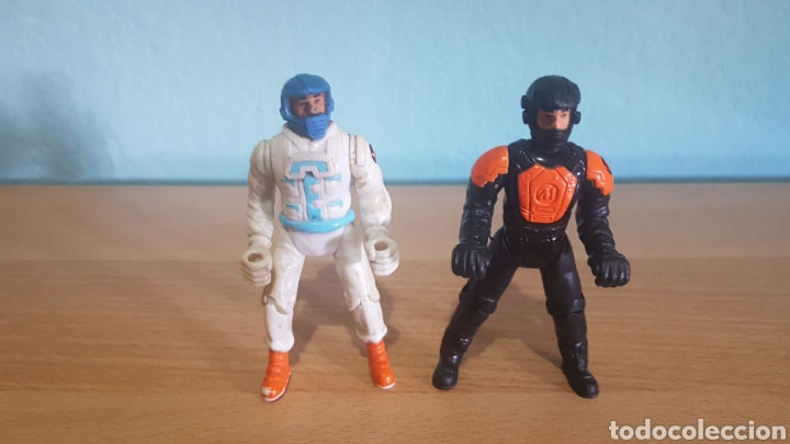 ACTION MAN HASBRO 2001 MCDONALDS (Juguetes - Figuras de Acción - Action Man)