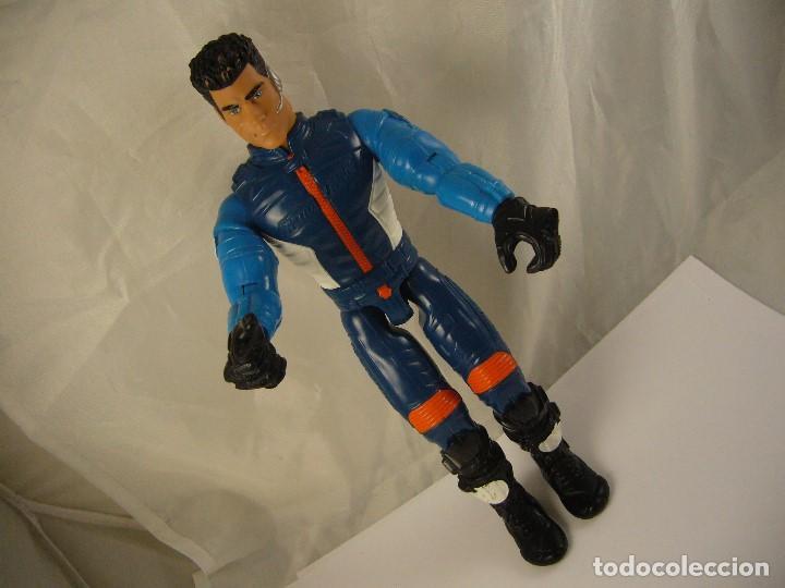 FIGURA MUÑECO ACTION MAN HASBRO 2004 (Juguetes - Figuras de Acción - Action Man)