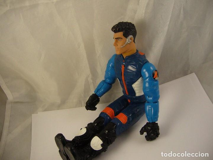 Action man: Figura muñeco Action Man Hasbro 2004 - Foto 17 - 151459426