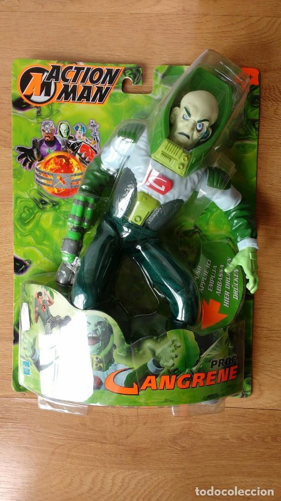 MUÑECO ACTION MAN CANGRENE (Juguetes - Figuras de Acción - Action Man)