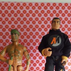 Action man: MUÑECOS ACTIÓN MAN. Lote 154997274