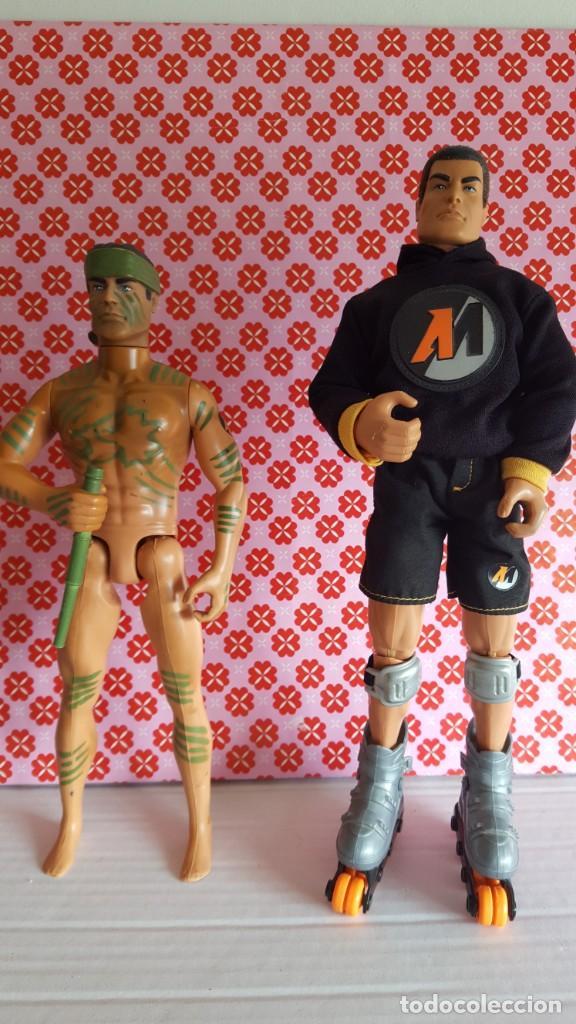 Action man: MUÑECOS ACTIÓN MAN - Foto 2 - 154997274