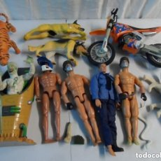 Action man: LOTE DE ACTION MAN. Lote 155083494