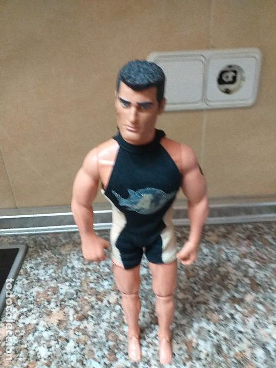 ACTION MAN 1999 HASBRO (Juguetes - Figuras de Acción - Action Man)