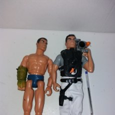 Action man: LOTE 2 MUÑECOS ACTION MAN. Lote 157941793