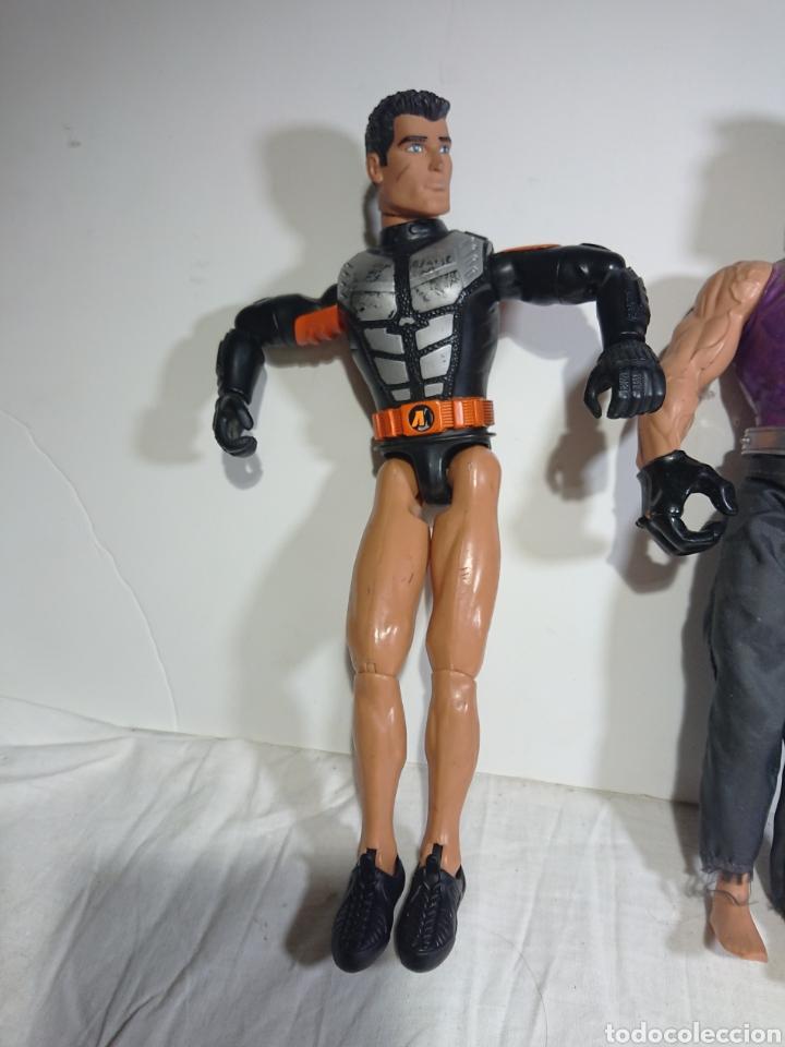 Action man: Lote 4 Figuras muñecos Action Man articulados Hasbro - Foto 2 - 157963518