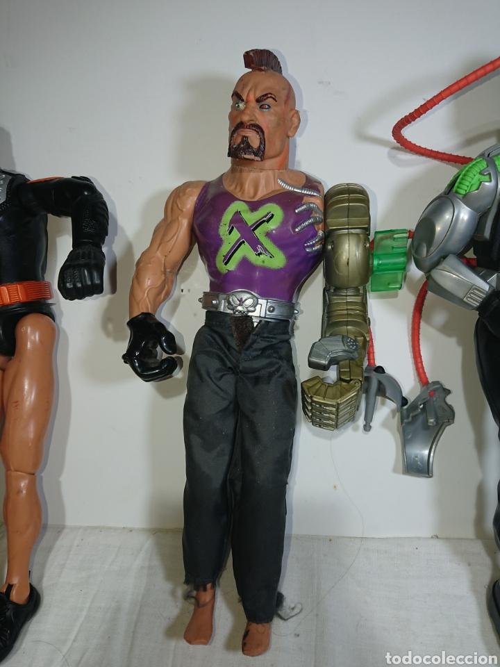 Action man: Lote 4 Figuras muñecos Action Man articulados Hasbro - Foto 3 - 157963518